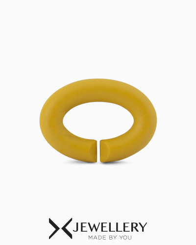 [X Jewellery] Mellow Yellow, Rubber X