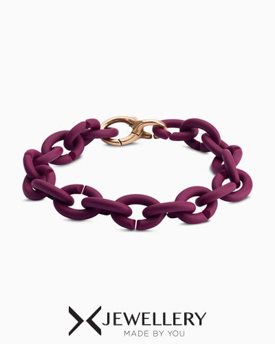 [X Jewellery] Bordeaux Bronze Bracelet
