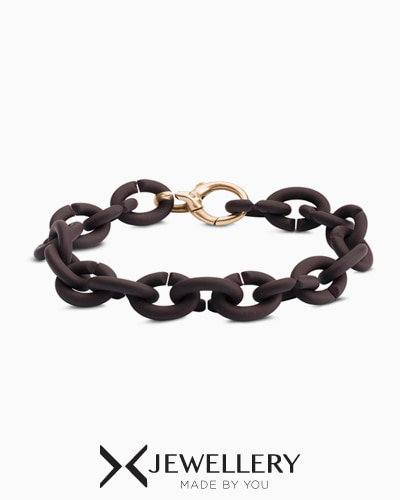 [X Jewellery] Brown Bronze Bracelet