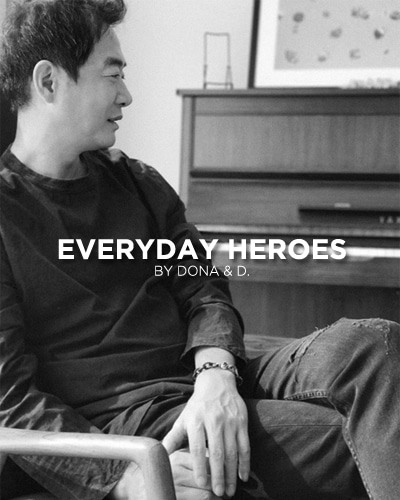 [Everyday Heroes] by Dona&D. Black, But Stunning Bracelet