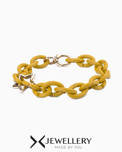 [X Jewellery] Mellow Star Bronze Bracelet