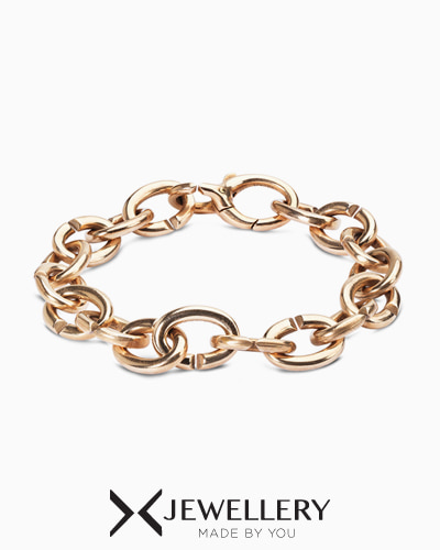 Classic Single Bronze Bracelet