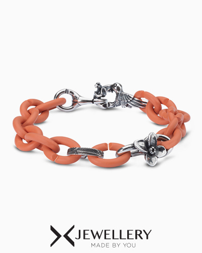 [X Jewellery] Adventurous Heart Bracelet
