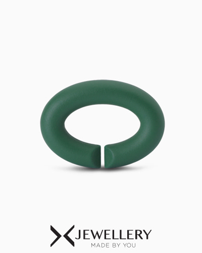 [X Jewellery] Keen Green, Rubber X