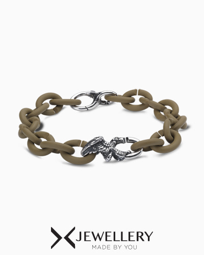 [X Jewellery] Focused Eagle Bracelet