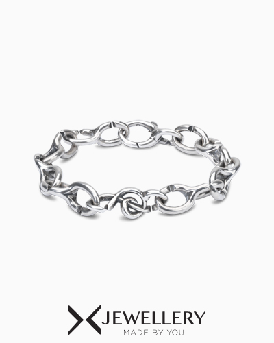 [X Jewellery] Chained Melody Bracelet