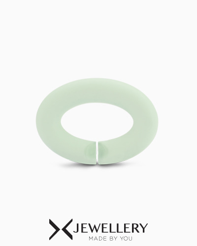 [X Jewellery] Mint Green, Rubber X